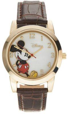 Kohl's Disney's Mickey Mouse Women's Watch