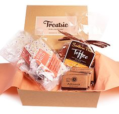 Treatsie! Monthly subscription box