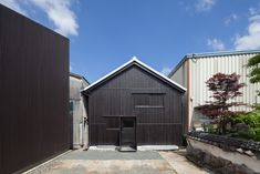 Gallery of Fukuchiyo Sake Brewery / yHa architects - 2