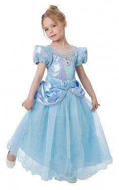 Детский новогодний костюм Золушки Deluxe — http://fas.st/auNqyD