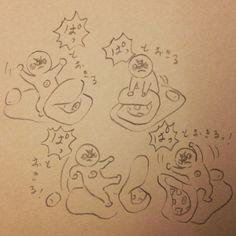『きょうの猫村さん』でおなじみのほしよりこさんの描くアンパンマンがじわじわくるの画像 | ギャザリー