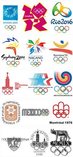 logos_juegos_olimpicos Summer Olympics Sports, Kids Olympics, Winter Olympics, Olympic Crafts, Olympic Games, Sports Games, Sports Art, Olympic Logo, Olympic Sports