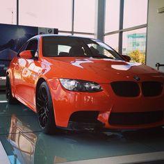 """2013 BMW M3 Coupe """"Lime Rock Park Edition"""