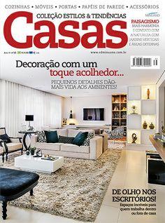 Editora Minuano - Revistas - Decoração - Casas Estilos & Tendências : COL ESTILOS & TENDENCIAS CASAS 035