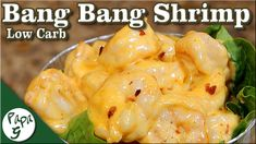 Bang Bang Shrimp – Low Carb Keto Seafood Appetizer Recipe Keto Recipes video recipe – The Most Practical and Easy Recipes Low Carb Keto, Low Carb Recipes, Diet Recipes, Cooking Recipes, Steak Recipes, Smoothie Recipes, Best Seafood Recipes, Shrimp Recipes, Seafood Appetizers