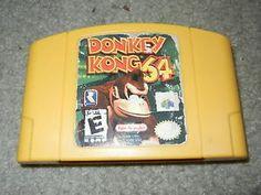Donkey Kong 64 - Nintendo 64 Game | eBay