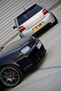golfs.. golfs everywhere. #Audi Accessories. Check them out at #Rvinyl http://www.rvinyl.com/Audi-Accessories.html
