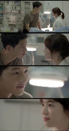 [Video] 'Descendants of the Sun' preview trailer unveils: Intense battle of examination on each other, Song Joong-ki vs Song Hye-kyo @ HanCinema :: The Korean Movie and Drama Database