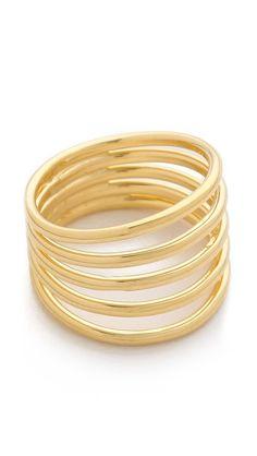 geo multi ring / sarah chloe