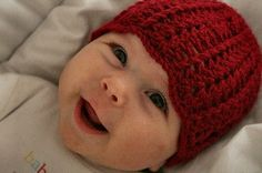 Urban Shells Beanie-free pattern from A Beautiful Ramble (sizes infant to adult)