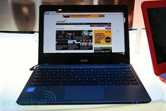 Acer details Haswell-based C720 Chromebook, begins pre-orders at $250
