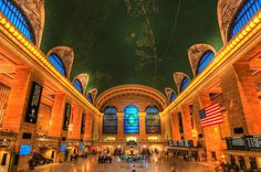 Grand Central Station #NYC