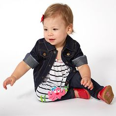 Most Shared: Infant Apparel