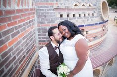 Real Weddings Archives - The Pretty Pear Bride - Plus Size Bridal Magazine Interracial Marriage, Interracial Wedding, Interracial Couples, Black Woman White Man, Mixed Couples, Person Of Color, Curvy Bride, Black Bride, Plus Size Wedding