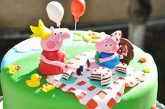 Tartas Peppa Pig Cakes