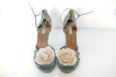 pretty party shoes