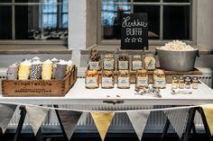 fruit bar rustic party ideas - Google zoeken