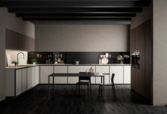 58 Best Contemporary Kitchens Images In 2019 Kitchen Home