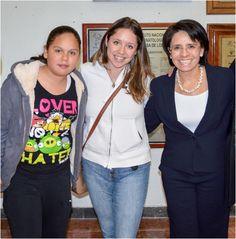 Con papás de los alumnos al Curso de Salud Reproductiva para Adolescentes. | Ciudad de México