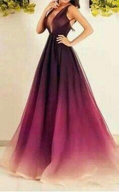Vestido de 15 anos simples cor vinho