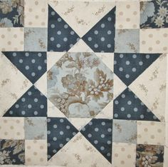 Jersey Quilter: FQS Mystery BOM 2014