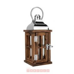Lanterne en bois porte chandelle | acceuil Small Studio, Ikea Hack, Closet Organization, Decorating Tips, Small Bathroom, Decorative Items, Home Accessories, Small Spaces, Lanterns