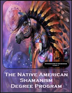 Introduction to Native American Shamanism Course - Level I, Shamanism, Shaman Course, Native American Shamanism