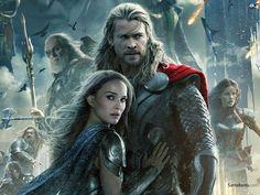 Thor: The Dark World. Can't wait!!