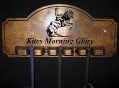 Personalized English Horse Crop Holder Tack Room Organizer Whip Rack Dressage Horse Stable Accessories Tack Room Hanger Crop Hook Stall Sign on Etsy, $50.95