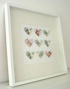 Sehe dir das Foto von Pusteblume mit dem Titel Kreatives Geldgeschenk für eine Hochzeit und andere inspirierende Bilder auf Spaaz.de an.