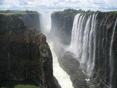 Victoria Falls, Devil's Pool