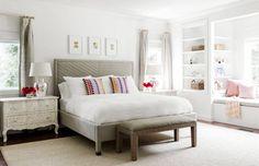 light, bright bedroom