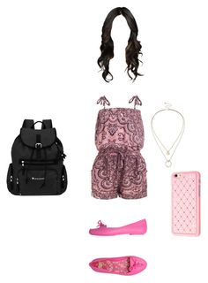 """Clothes of course wednesday 13/04"" by stilys on Polyvore featuring moda, Sherpani, Sole Society e Mel by Melissa"