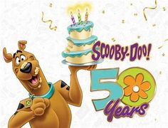 Shaggy And Scooby, Happy 50th, When You Realize, My Brain, 50th Anniversary, Scooby Doo, My Love, Funny, Memories