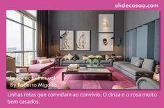 Painel inspiração com Roberto Migotto. www.ohdecasaa.com