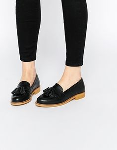 New Look Premium Real Leather Tassel Loafer