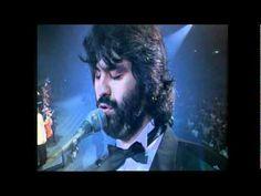 Night of the Proms Anvers 1995:Andrea Bocelli & John Miles: Funiculi Fun...