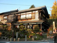 magome kiso valley edo housejpg 697523