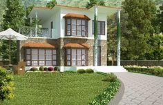 Villa - Exterior - www.kumaondevelopers.com