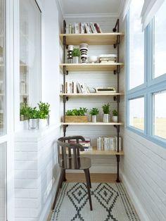 Un apartamento pequeño y divertido