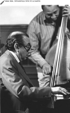 Tete Montoliu (28 March 1933 – 24 August 1997) was a jazz pianist from Cataluña, Spain.