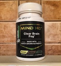 Brain Power Supplements: The Green Guru Mind HD Review  Try Mind HD and up to…