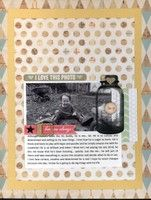 A Project by nicolemartel from our Scrapbooking Gallery originally submitted 04/30/13 at 11:34 PM