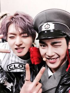 Sejun & Ray ~C-Clown~ <3