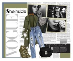 """""""Sheinside Contest"""" by tihana1 ❤ liked on Polyvore featuring GE, Fendi, DYLANLEX and Chloé"""