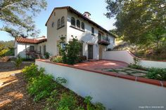 Residential Additions and Remodel, Hillsborough CA - mediterranean - exterior - san francisco - EASA Architecture