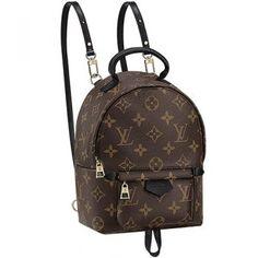 6402730788 Louis Vuitton Monogram Palm Springs Backpack Mini Luis Vuitton Backpack, Louis  Vuitton Bucket Bag,