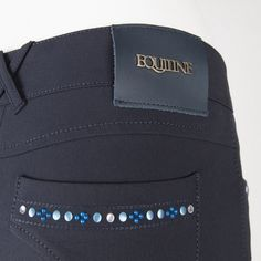 Damen Reithosen : Equiline X-Grip Reithose Liza