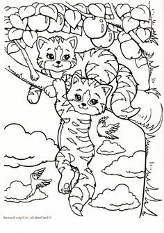 lisa frank dog coloring pages google search