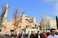Santa Sofia o Hagya Sophia #estambul #turquia #viajes